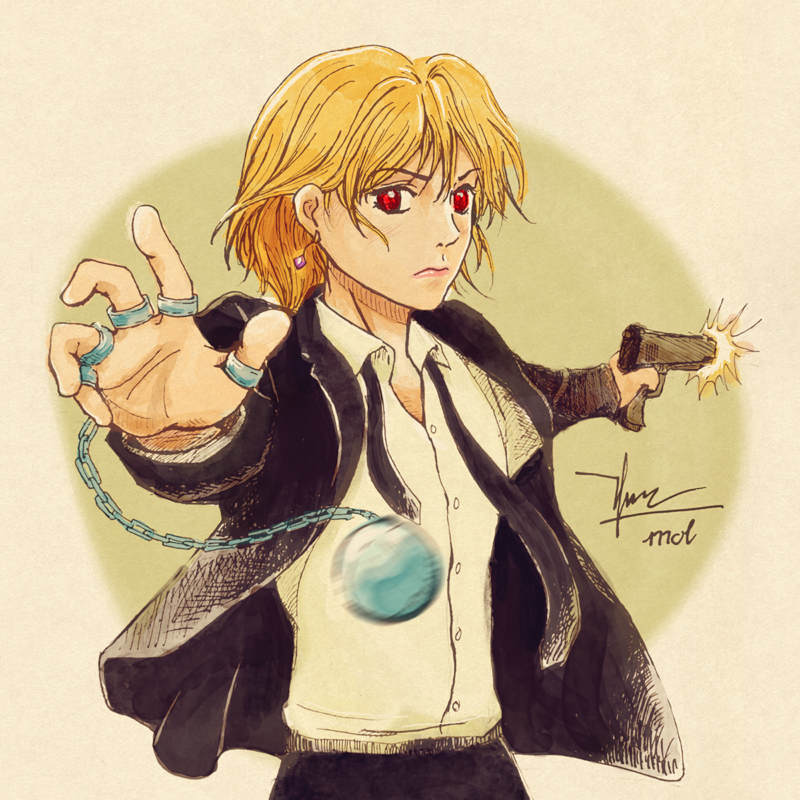 Kurapika, HUNTERxHUNTER