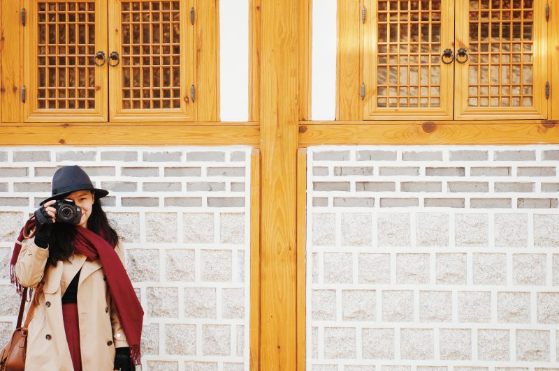 Bukchon Hanok Village & Changdeokgung Palace - Seoul 2017