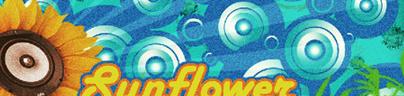 Retro SunFlower Design