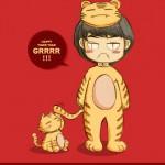 Happy Tiger Year, Grrrr!!