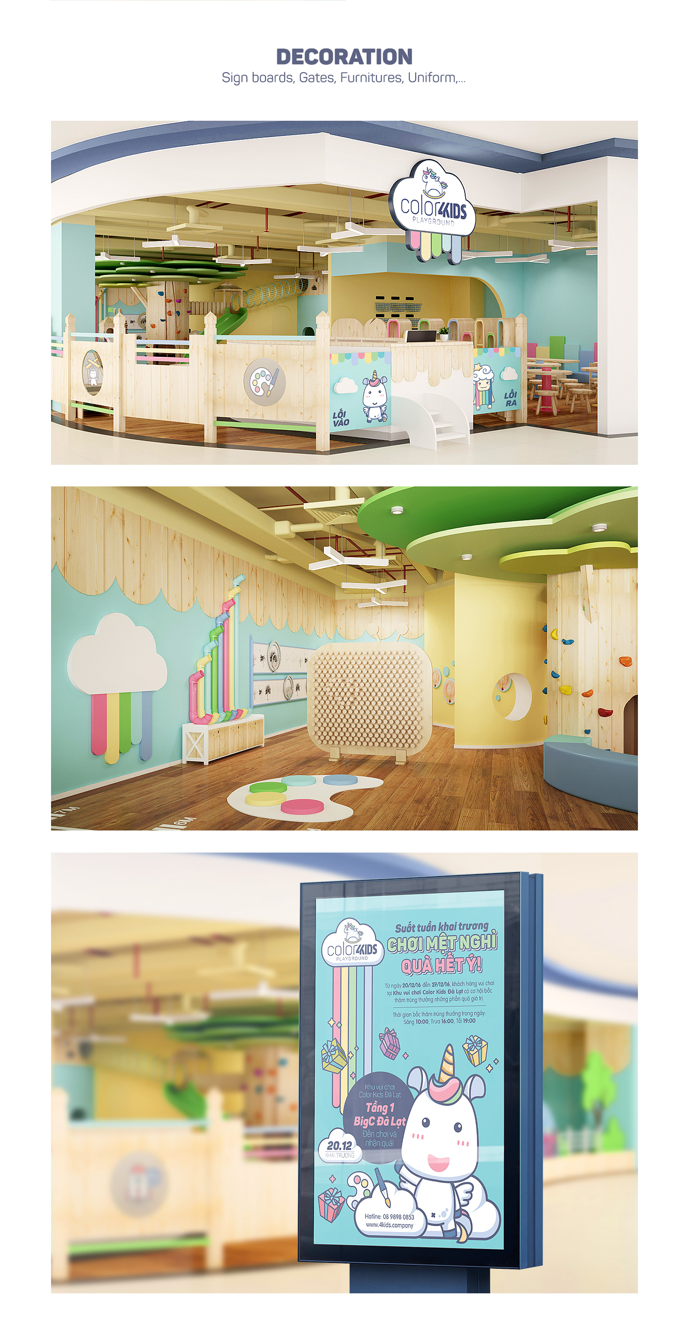 4KIDS Playground by Ngoc Thuy Do