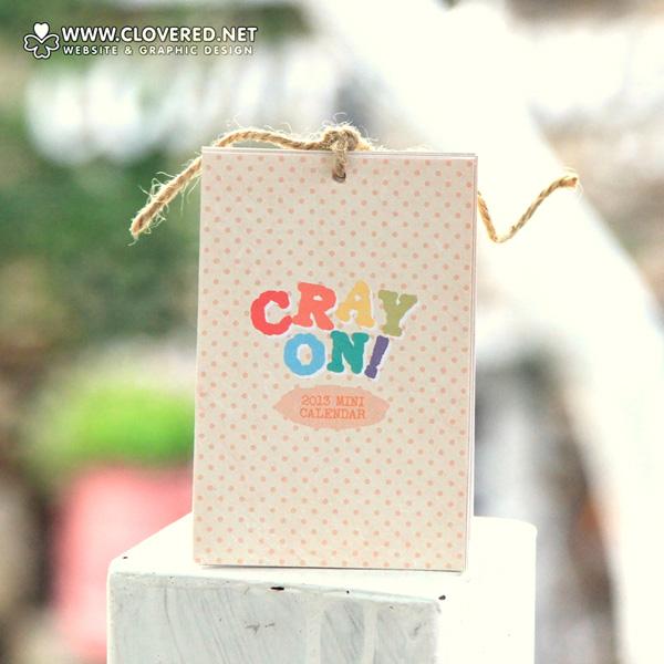 Mini Calendar - Cover