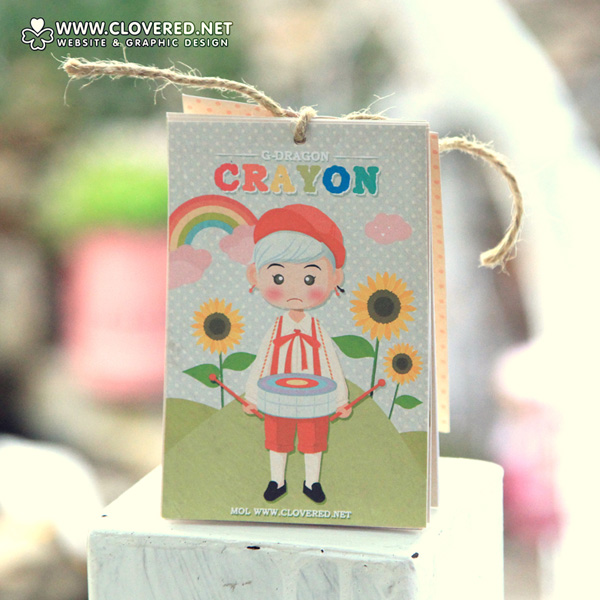 Mini Calendar - Inside